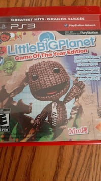 (Ps3)Little big planet..game of the year edition