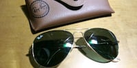 Genuine RayBan Sunglasses with Case, lightweight metal frame RB3025 New Canaan, 06840