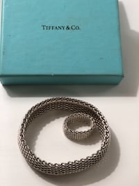 Tiffany & Co Ring and Necklace Set Richmond Hill, L4C 0T4