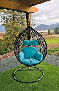 Brand New Tear-Drop Single Swing Chairs, 5 color choices! Vancouver