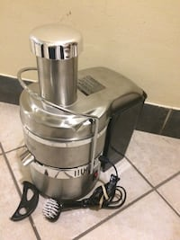 Jack La Lannes power juicer pro  in mint condition Montréal, H4N 1Y8