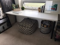 IKEA double long Linnmon desk Oakville, L6H