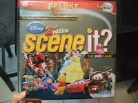 new Deluxe Disney Scene It? The DVD Game - 2nd Edition,6930 Mississauga