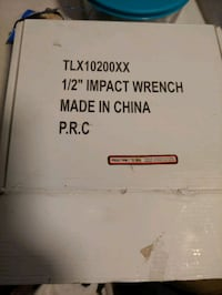 "ch 1/2"" impact wrenc Surrey"