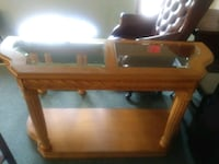 SOLID WOOD SOFA TABLE Palm Harbor, 34683