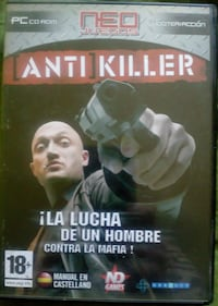 Anti Killer Juego pc Pinto
