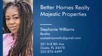Real Estate agent Ocala