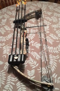 Compound bow for youth