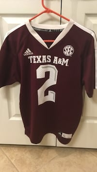 Child Large Aggie Jersey McAllen, 78504