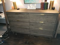 Alsager 6 Drawer Dresser by House of Hampton  Brooklyn