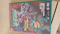 Ninja Turtles - Monsters Unleashed DVD Calgary, T2Z 3Y5