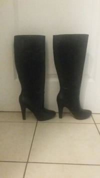 Aldo boots (only worn once) Mississauga, L5B 2H7
