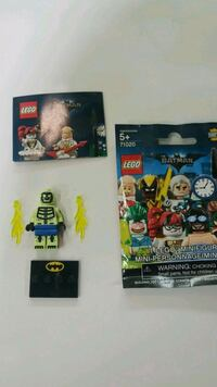 LEGO Minifigures Batman series 2 82 km