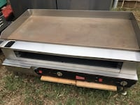 Grindmaster-Cecilware  Electric Flat Top The Colony, 75056
