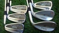 Titleist Forged AP2/Vokey Irons 7-Pw,54*,60* Golf Clubs EXTRA STIFF Henderson, 89014