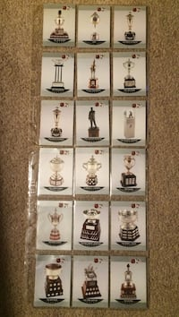 Assorted trophy cards St Thomas, N5P 1C1