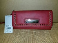 Red Leather Wallet Hagerstown, 21740