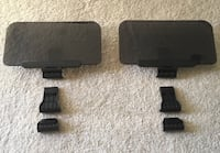 Authentic Japanese visor extension set (2) Germantown