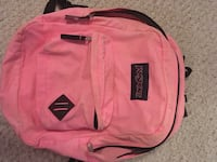 pink and black Jansport backpack Whitby, L1M 2G1