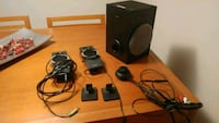 Altavoces creative con sub woofer Barcelona, 08029