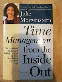 Time Management from the Inside Out by Julie Morge Montréal, H1G 6C6