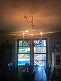 5 Light Chandelier  Shelton, 06484