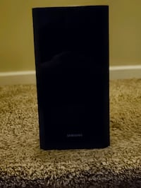 Black Samsung surround sound. Like new. Only had for about 3 months Ames, 50014