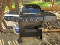 Char-Broil Grill & Used Propane Tank Vienna, 22180