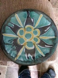 Clay Serving Plate Hand Made in Greece  Baltimore, 21224