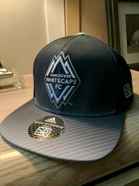 Whitecaps Snapback (never worn) 3730 km