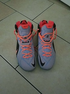 LeBron James the twelves size 13
