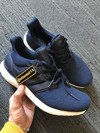 Adidas Ultra Boost 3.0 Navy Blue Size 10.5 Supreme