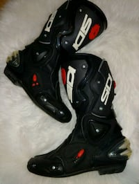 SiDi motorcycle professional boots. Suze 6.5 - 7 Toronto, M8X 1A3