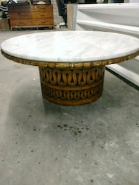 Antique marble coffee table Washington, 20019