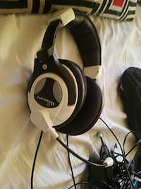 NEW white and black Turtle Beach Earforce x11 Anchorage, 99508