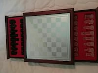 Small chess set Aurora, L4G 2E9