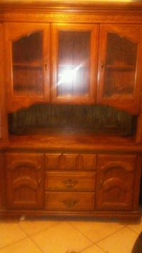 China  Cabinet NOT SOLD Fresno