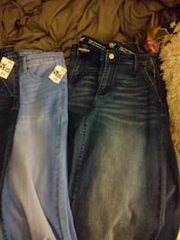 ladies high rise size 4 and 2 ....5.00 a pair new Rossville, 30741