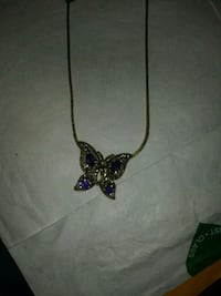 Butterfly necklace Des Moines, 50317