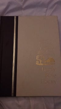 family bible library book number 1