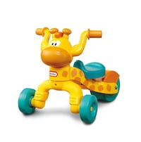 Little Tykes Grow and Go Lil Rolling Giraffe Ride On — Brand New