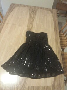 Small sequin dress from yaya & co