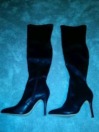 Black thigh high boots  Chesapeake, 23322