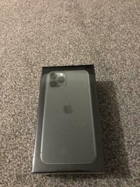 iPhone 11 pro max 256g unlocked