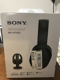Sony Wireless Headphone System
