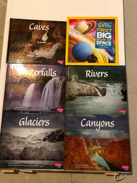 6 brand new children's science books, hardcover Newmarket, L4G 7G2
