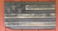 Metal American Flag Wall Art Glen Mills, 19342