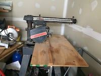 Black circular saw ,has drill chuck on other side of Saw Need to sell due to cancer. Dallas, 97338