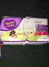 disposable diaper pack Farmersville, 93223