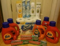 Household and beauty bundle (pick up only) Frederick, 21703